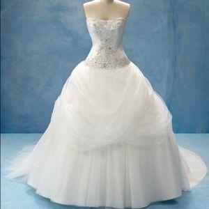 "Alfred Angelo ""Bell"" wedding dress"